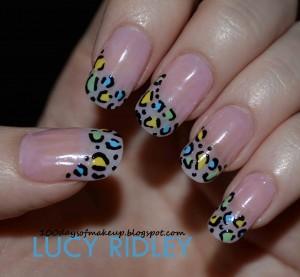 leopard print tip